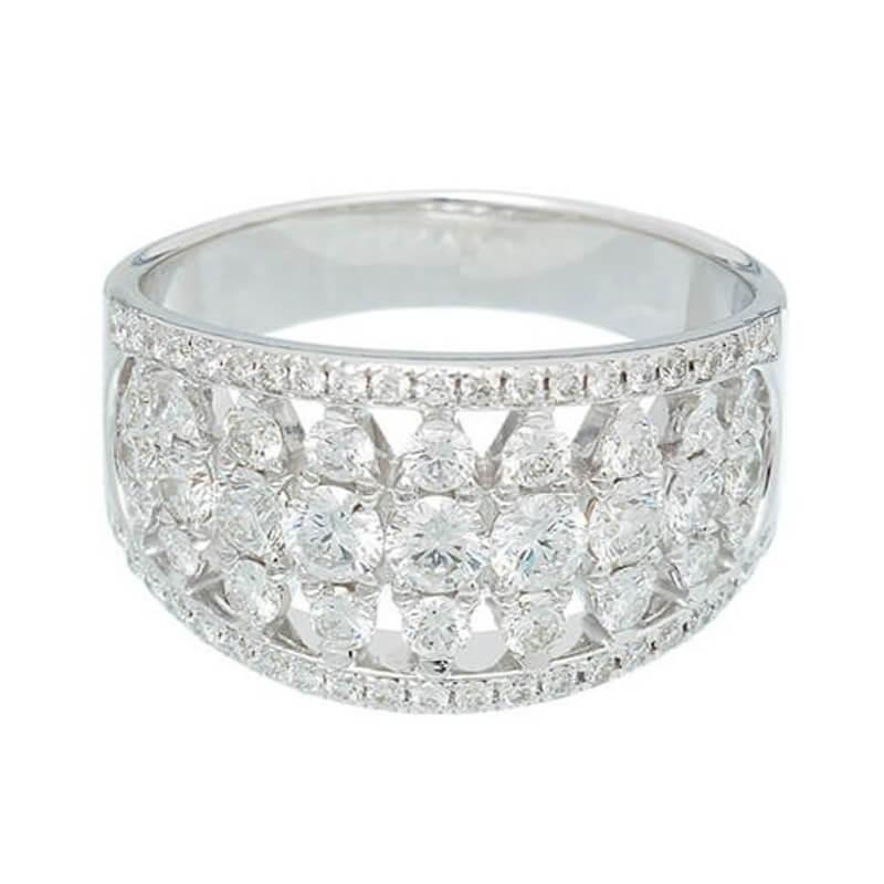 ADIRASemi Eternity Ring | 1.50 ct.