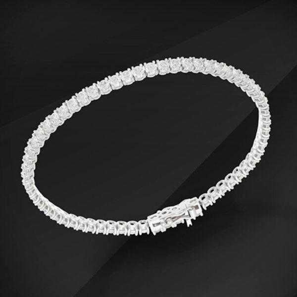 Diamant armbånd - MIKU Diamonds