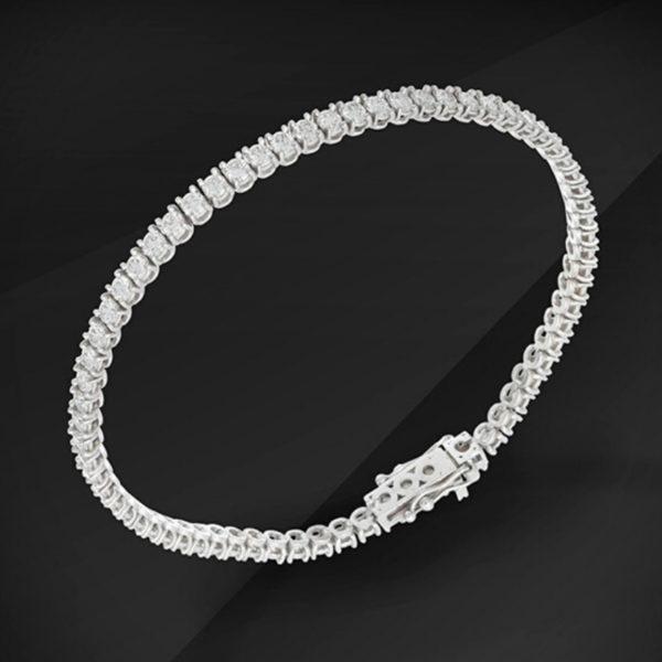 MIKU Diamonds - Diamant Armbånd