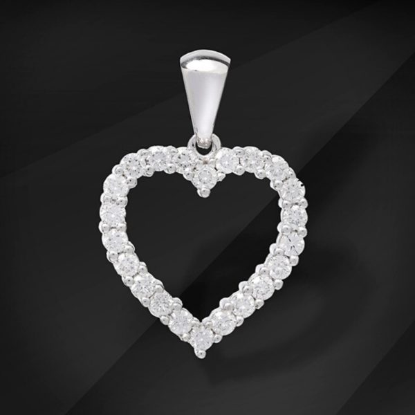 Diamant hjerte