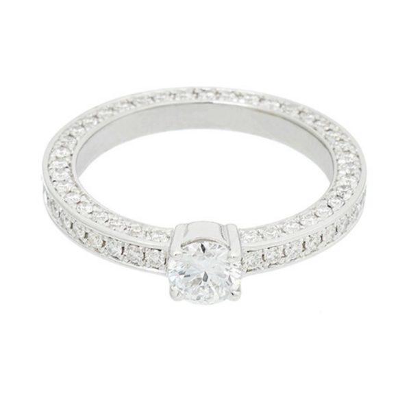 Adamas Solitaire ring